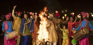 lohri festival all information