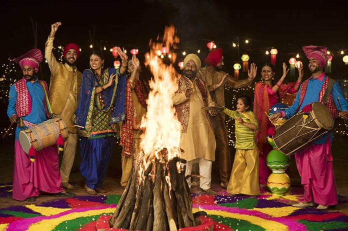 lohri festival all information