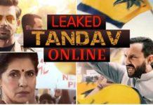Tandav movie download