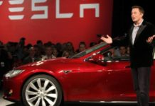 Elon Musk company Tesla