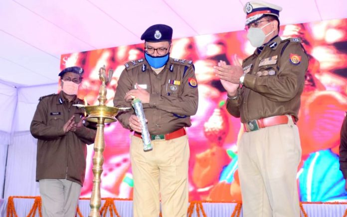 Lucknow police commissionerate complete one year