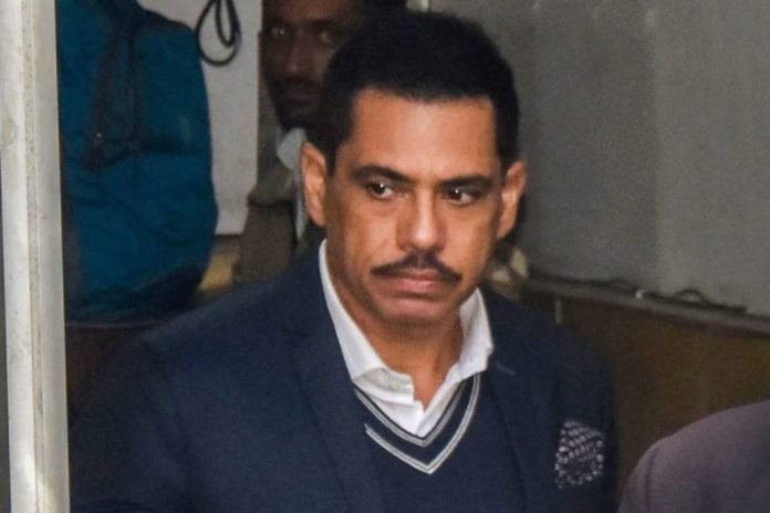 income tax enquiry to Robert Vadra