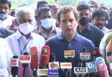 Tamilnadu Congress president Rahul Gandhi attack on PM Modi government