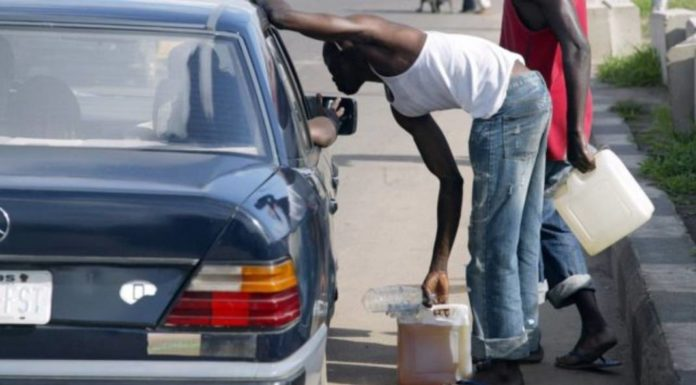 Petrol and diesel smuggling