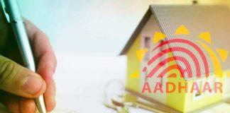 Aadhaar Link to Property