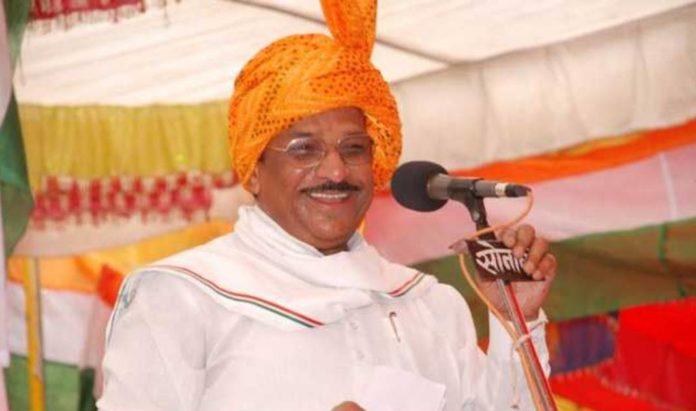 Congress MLA kantilal Bhuria