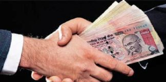 Video of officials seeking bribe viral