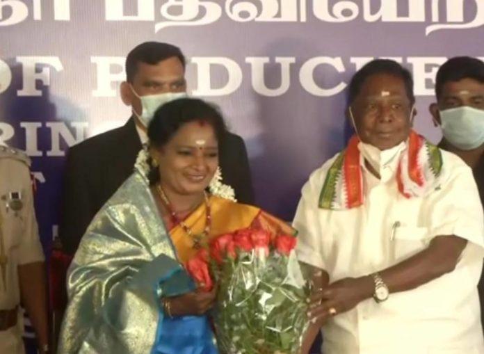 Lt. Governor of Puducherry