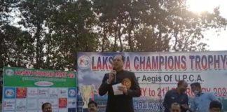 Mohsin Raja visit Gorakhpur
