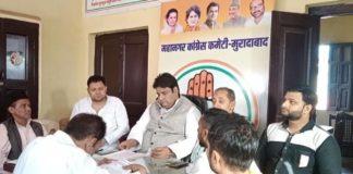 SP MP from Rampur Azam Khan