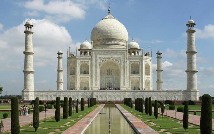 Threatened to place bomb in Taj Mahal