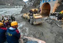 Uttarakhand tapowan Tunnel