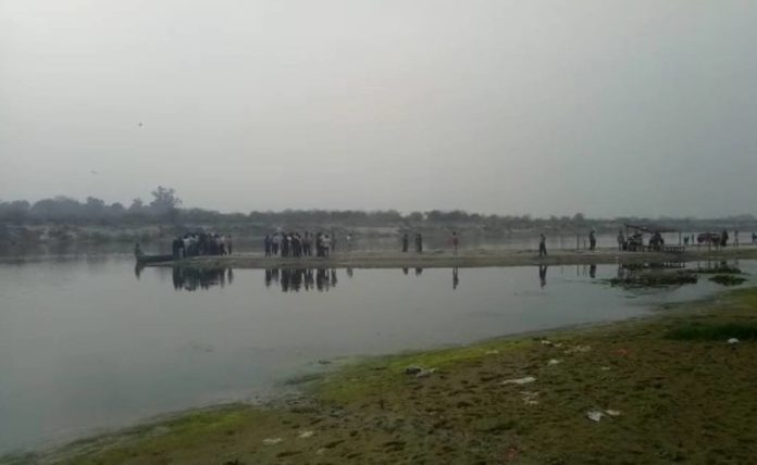 youth drowned in river
