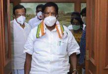 Congress government falls in Puducherry
