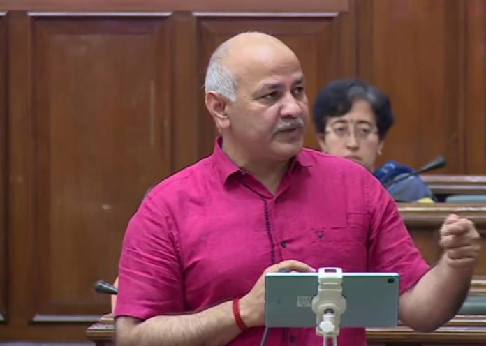 Delhi's first e-budget presented
