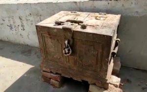 kanpur vault found in shop