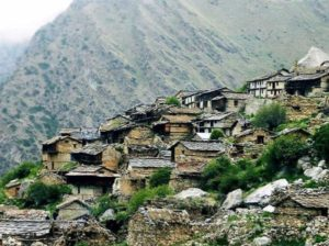 dronagiri village