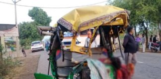 Gwalior road accident