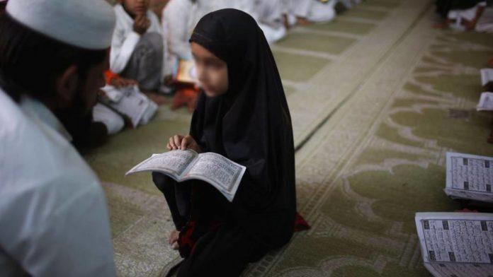 minor girl molested in madarsa