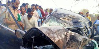 road-accident-raebareli