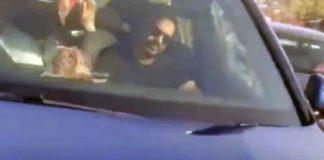 Ajay Devgon's car stopped