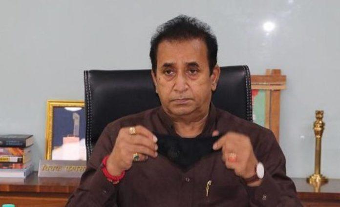 Maharashtra Home Minister gives his resign