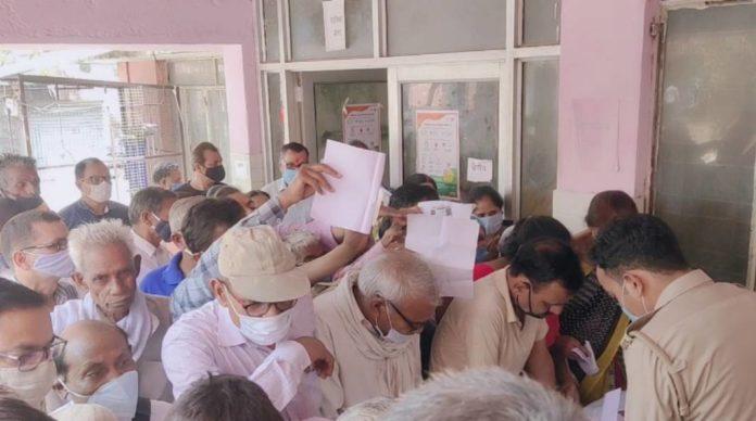 lakhimpur kheri corona news