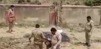 4 cows kill in Bithoor Kanpur