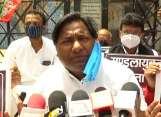 sp workers protest
