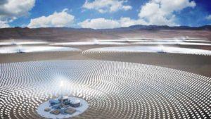 best solar power plant in word