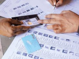Tampering with the voter list