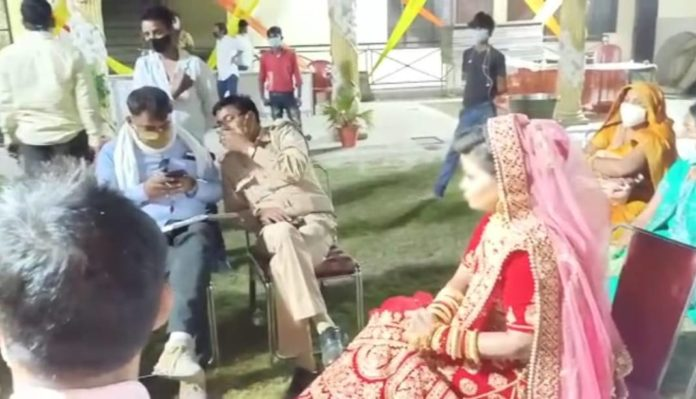 The groom's family returned to greed for dowry