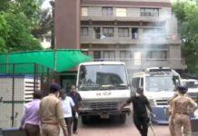 gujrat covid-19 hospital caught fire