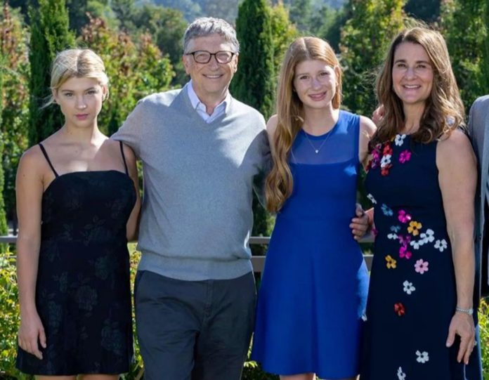 Bill Gates and Melinda Gates' children will get so much money