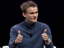 who is Vitalik Buterin founder of ethereum cryptocurrency