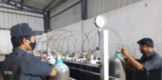 Lucknow oxygen cylinder supplier