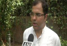 Pravesh Singh blame on TMC workers