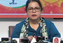 BJP leader Meenakshi Lekhi