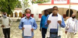 complaints of election disturbances