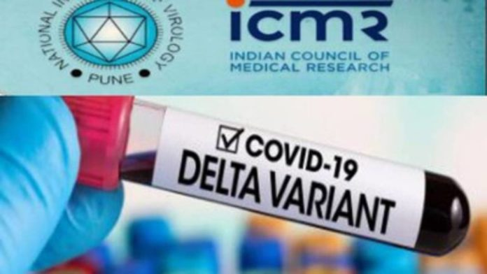 icmr report about corona third wave