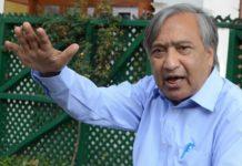 CPI-M leader Yusuf Tarigami