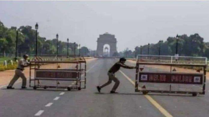Delhi unlock process star