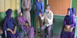 Vaccination in Jammu Kashmir