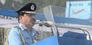 chief marshal rks Bhadauria