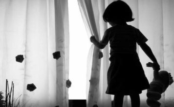 7 minor children raped