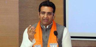 BJP spokesman Gaurav Bhatia