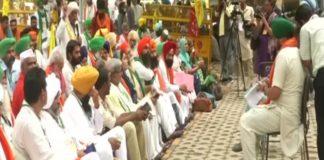 farmers protest in jantar mantar