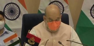 Home Minister Amit Shah in BSF's 18th decoration ceremony