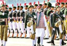 big change for NCC foreign participants this republic day