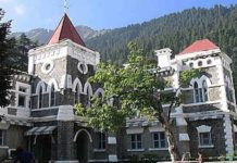 Nainital High Court's strict stand